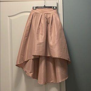 Gorgeous cocktail/wedding skirt
